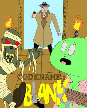 """Codename: Blank"" Podcast"