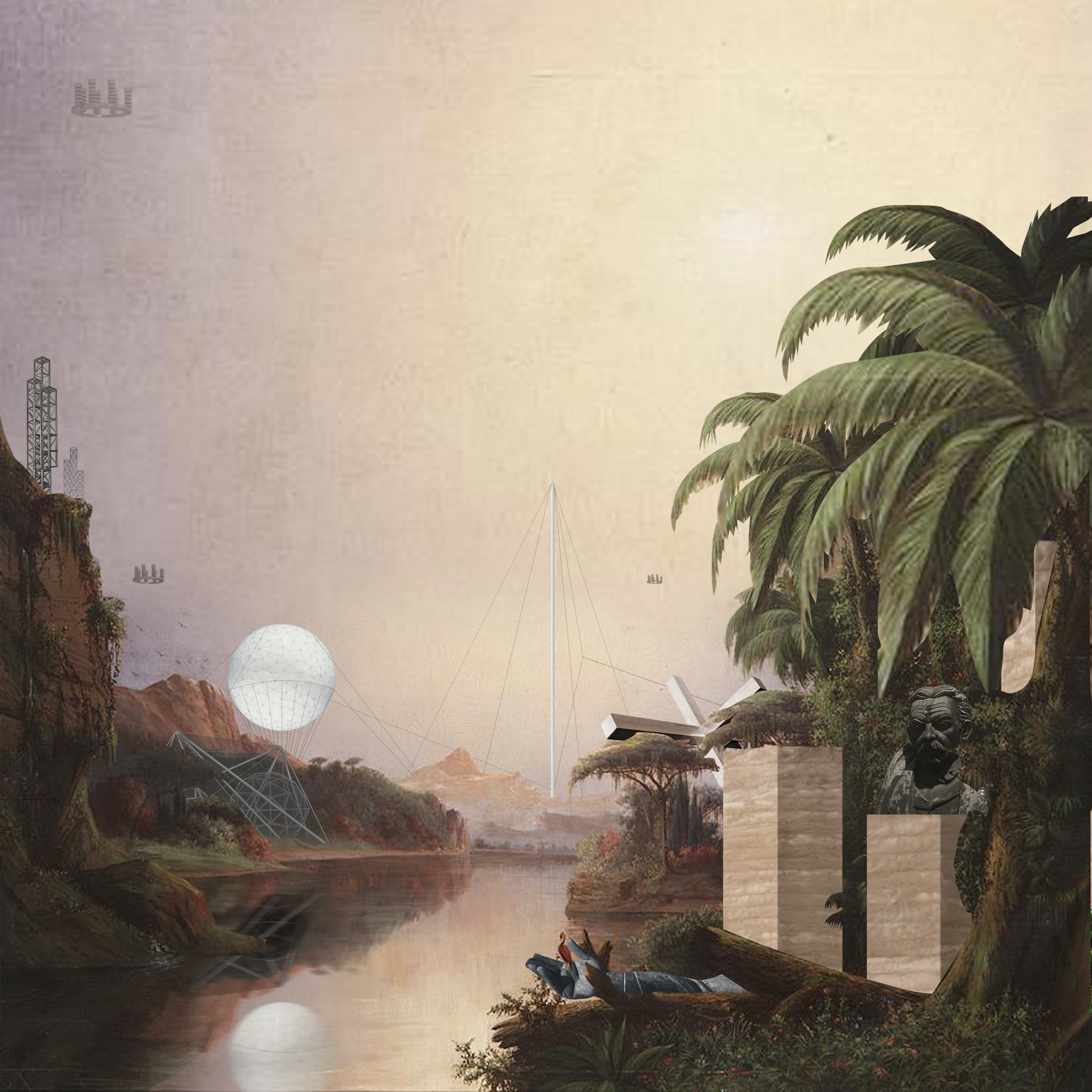 Postcolonial Landscape Image by WAI Think Tank