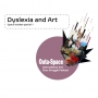 Artwork for Dyslexia and Art - One word space-station special