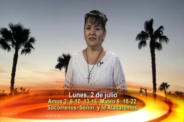 Artwork for Dios te Habla con Leticia Diaz;  Tema el hoy:Socórrenos, Seño, y te alabaremos