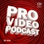 Artwork for Pro Video Podcast 44: Brett Morris - Motion Design, 3D, Animation, Cinema 4D. Creative Director and partner of Ranger & Fox