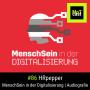 Artwork for 086: MenschSein in der Digitalisierung - Audiografie vom HRpepper Hoffest 2019