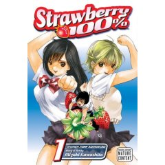 Episode 23: Strawberry 100%  Volume 1 by Mizuki Kawashita