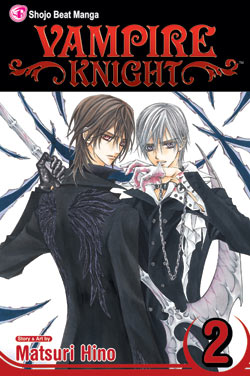 Manga Review: Vampire Knight Volume 2