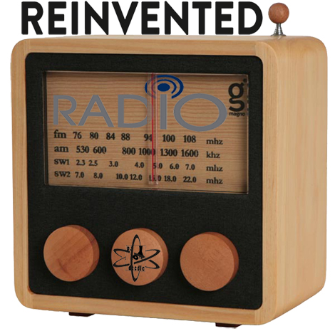 Flashback to [Re]Invented Radio