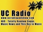 Artwork for 469 - UC Radio - A show on the edge, Music News and This Day in Music History