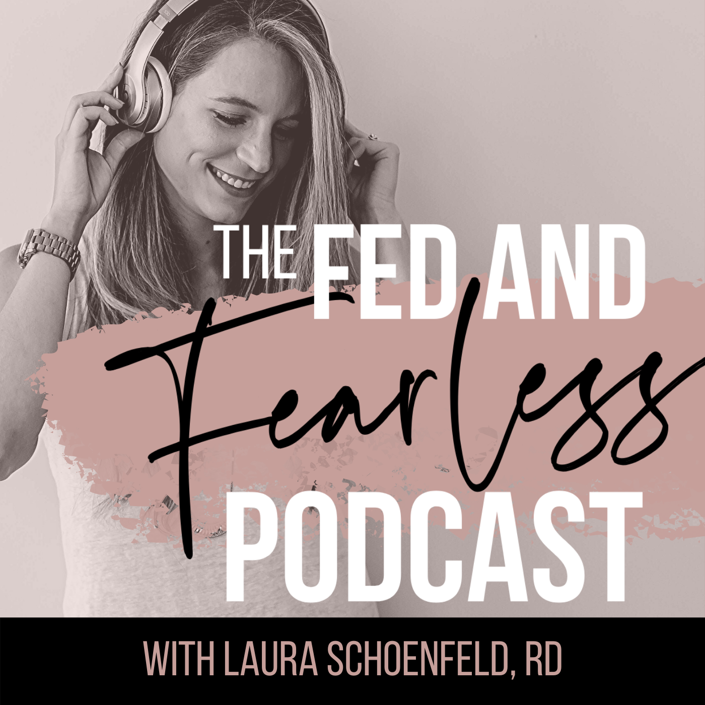 The Fed and Fearless Podcast show art