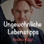 """Artwork for 025: Alles über mein neues Buch """"Scheiß drauf!"""""""