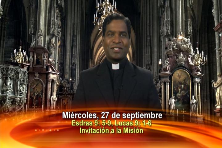 Artwork for  Miércoles, 27 de septiembre 2017 Tema el hoy: INVITACIÓN A LA MISIÓN