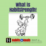 Artwork for S4: 45: What is HabitStrength?