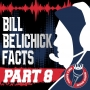 Artwork for Bill Belichick Facts (Part 8) | A Look Under the Hoodie, Exploring 102 Facts About the Management Mastery of Coach Bill Belichick