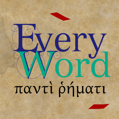 Artwork for EveryWord002 Mark 1:29-45
