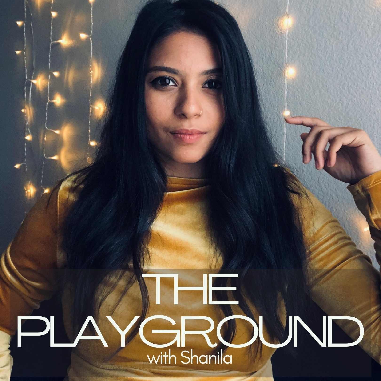 The Playground show art