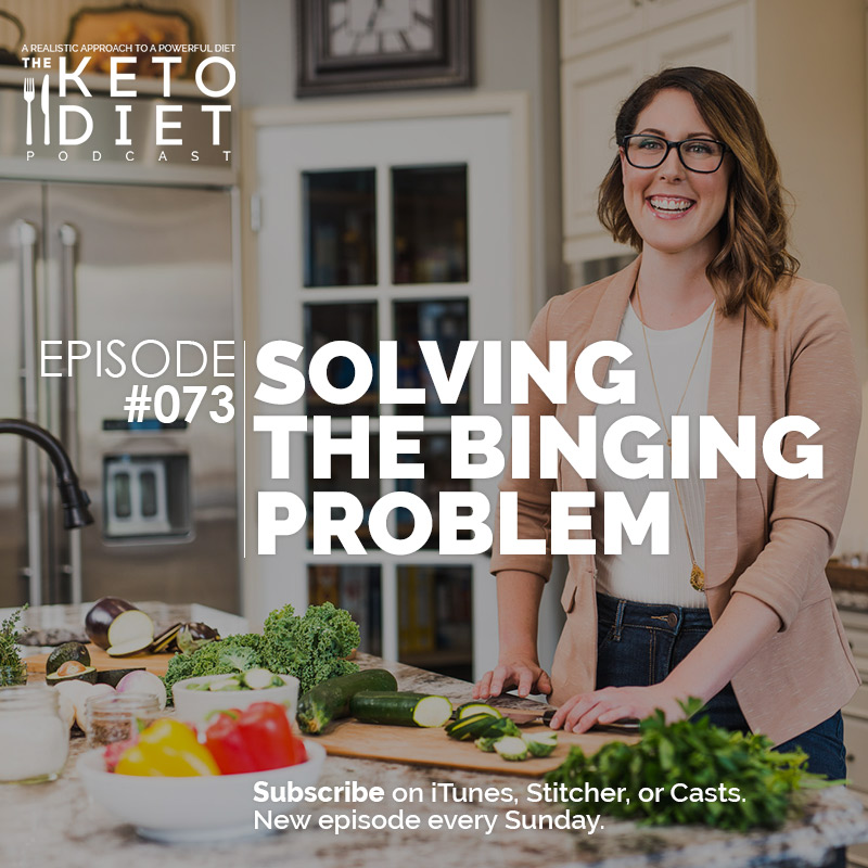 #073 Solving the Bingeing Problem with Isabel Foxen Duke