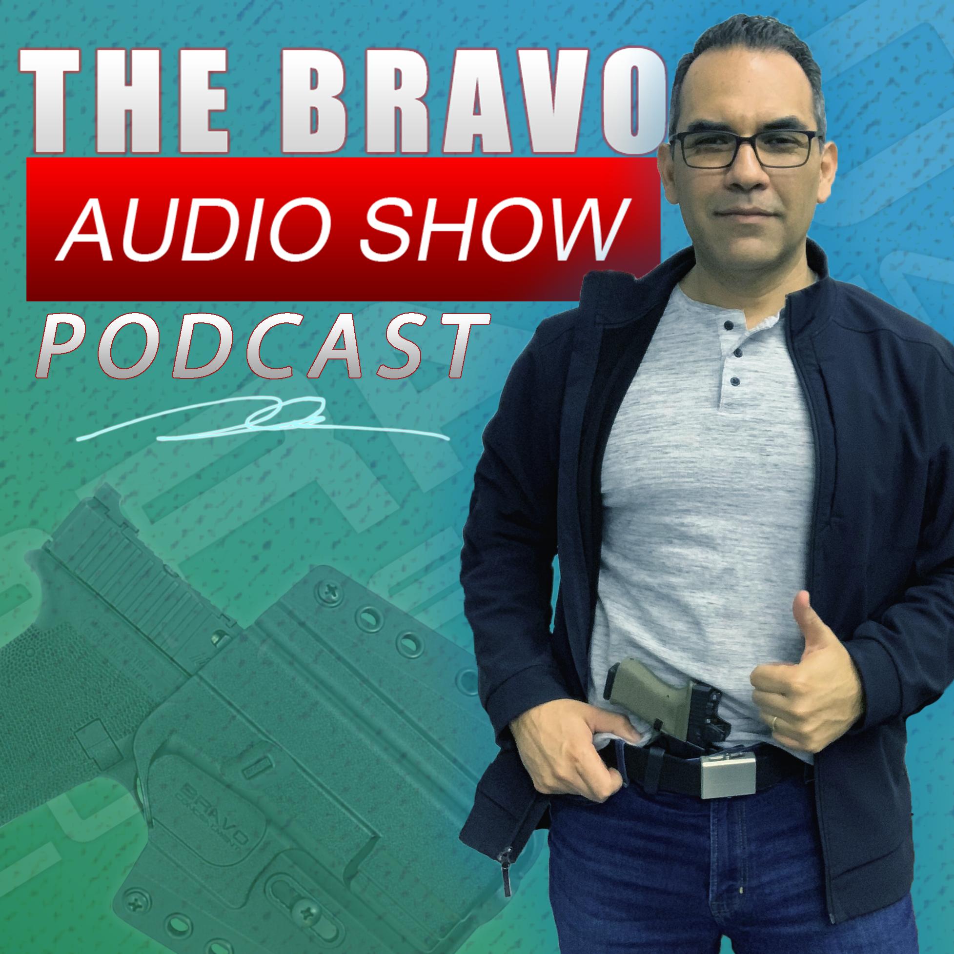 The Bravo Audio Show show art