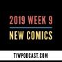 Artwork for 2019 Week 9 New Comics