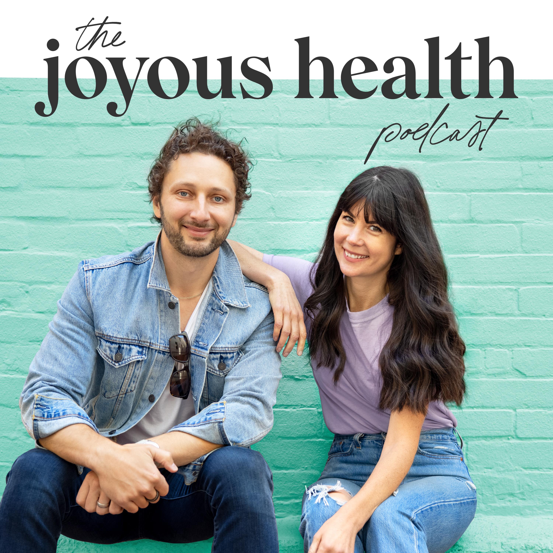 The Joyous Health Podcast show art