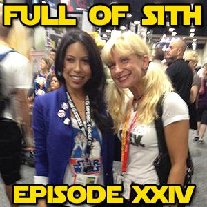 Episode XXIV: Andrea Letamendi - The PHd Who Knew Too Much