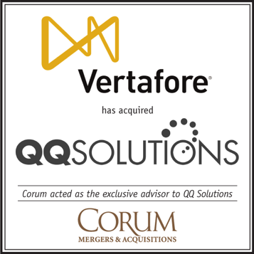Tech M&A Monthly: QQ Solutions acquired by Vertafore