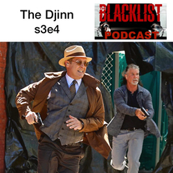The Djinn s3e4  - The SMG Blacklist Podcast