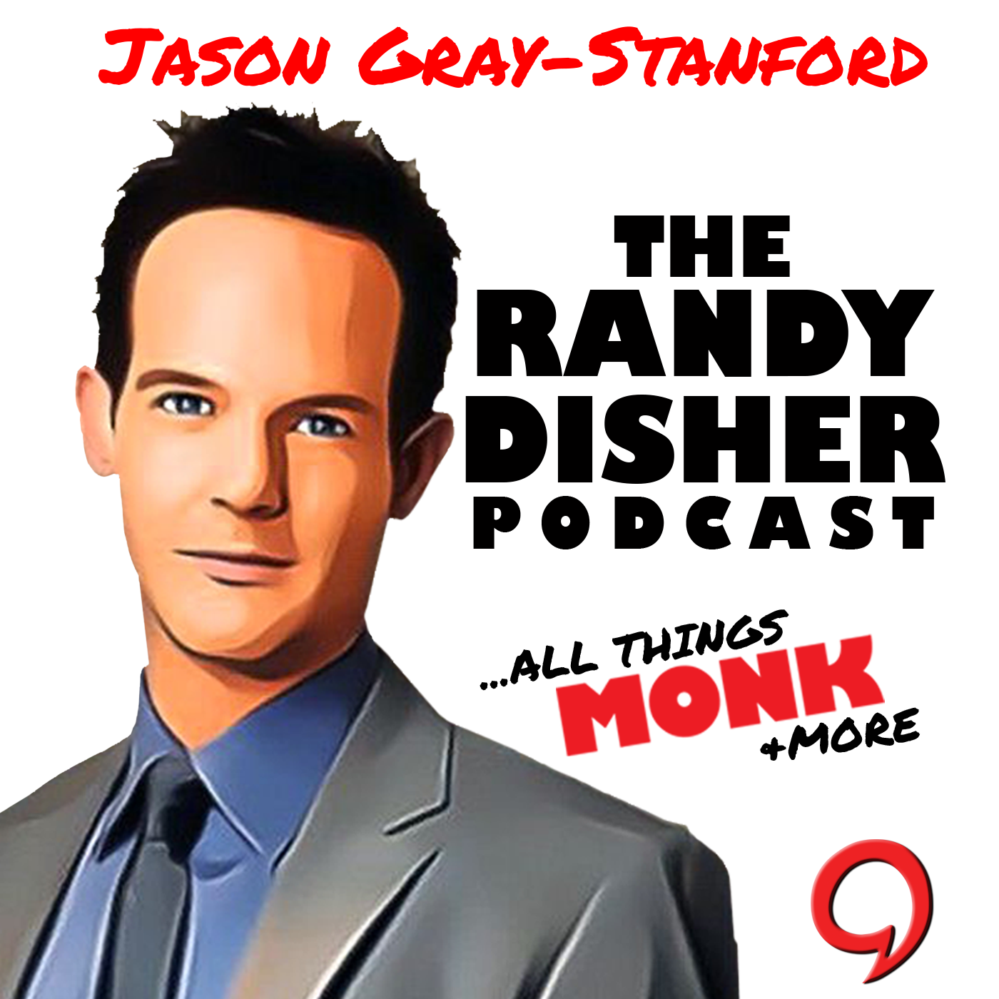 The Randy Disher Podcast show art
