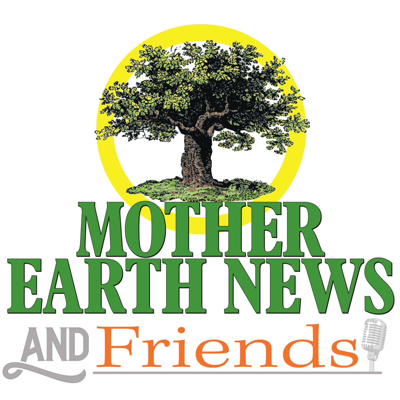 Mother Earth News and Friends show art
