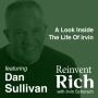 Artwork for A Look Inside The Life Of Irvin With Guest Dan Sullivan