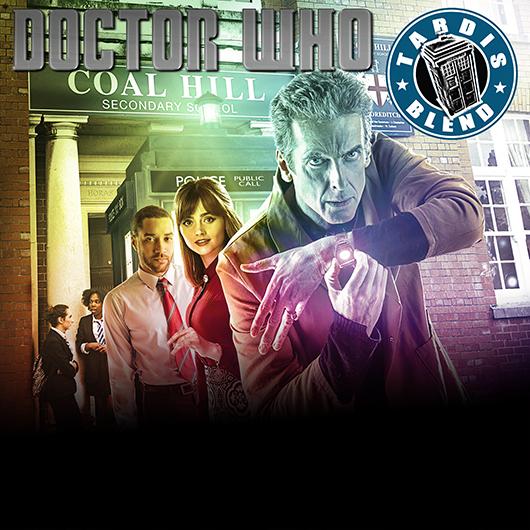 TARDISblend 77: The Caretaker