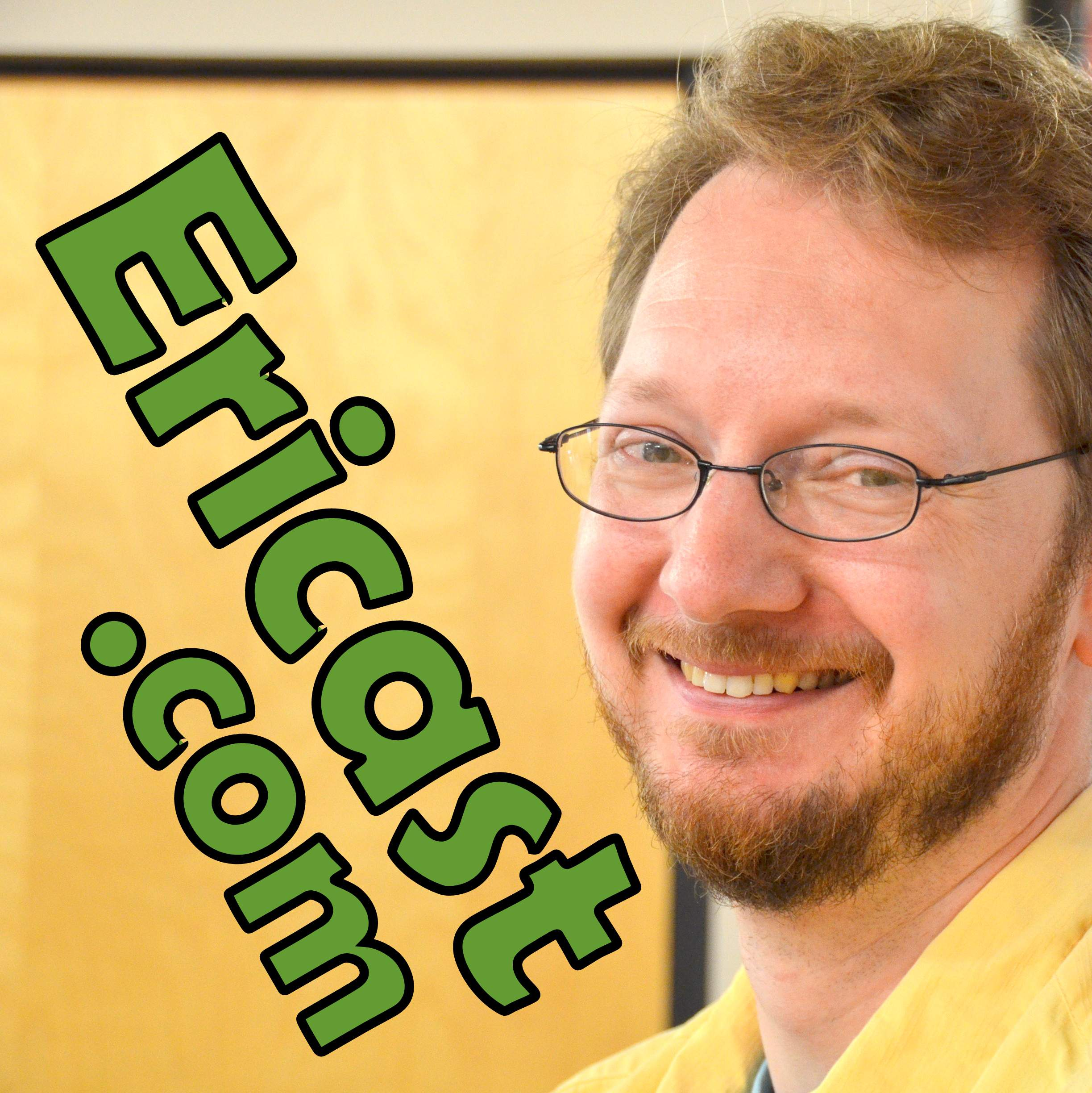 Ericast.com Podcasts - DWEEB THOUGHTS show art