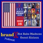 Artwork for Independence Day & The Hot Babe Madness Sweet Sixteen | Brand X Podcast 010