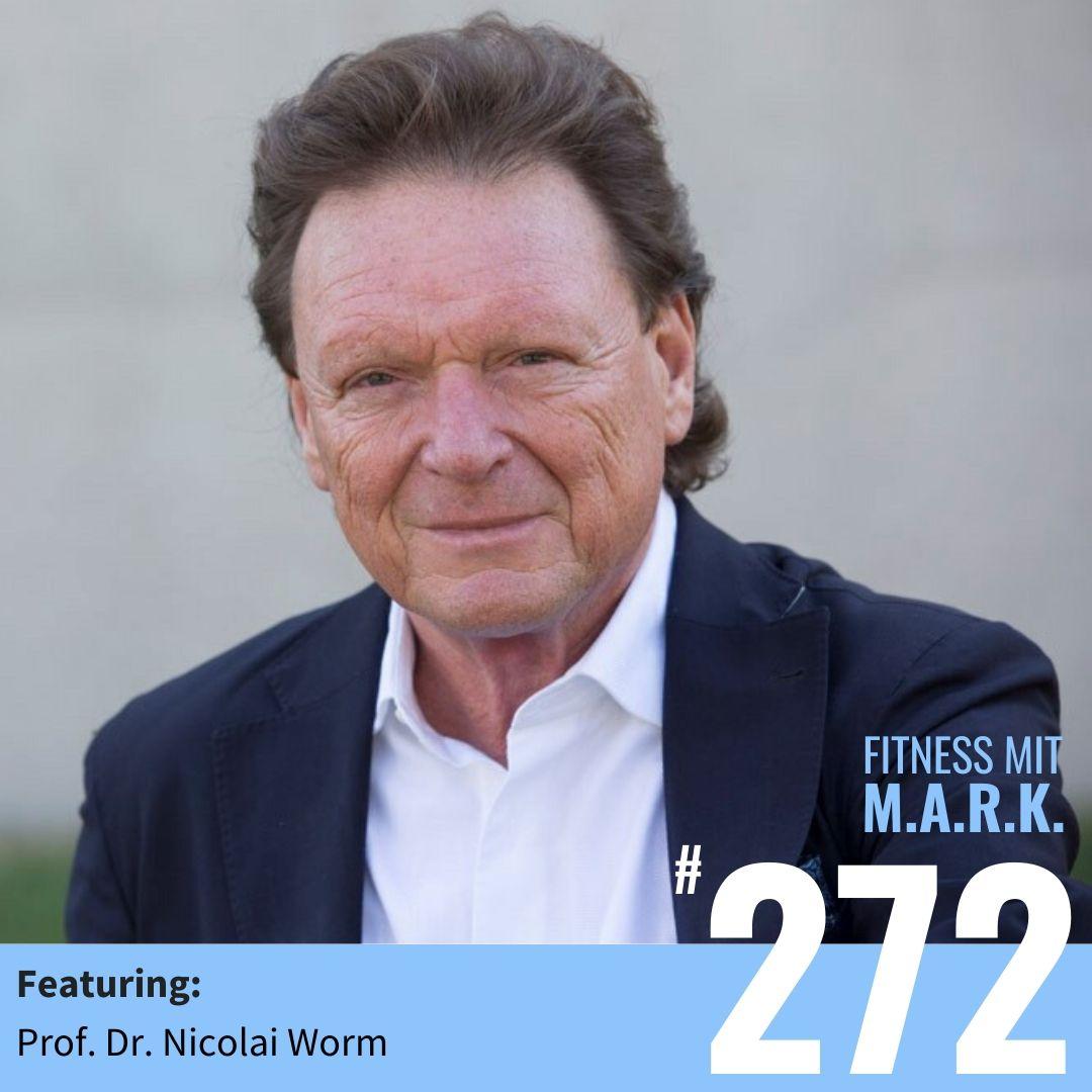FMM 272 : The Game Changers, vegane Ernährung und das Fitness-Paradoxon – mit Prof. Dr. Nicolai Worm