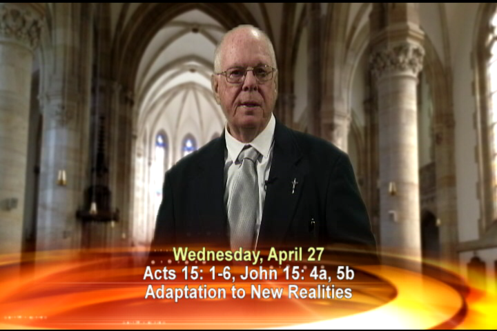 Artwork for Wednesday, April 27th Today's Topic: Adaptation to new realities