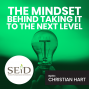 Artwork for The Mindset Behind Taking It To The Next Level with Christian Hart
