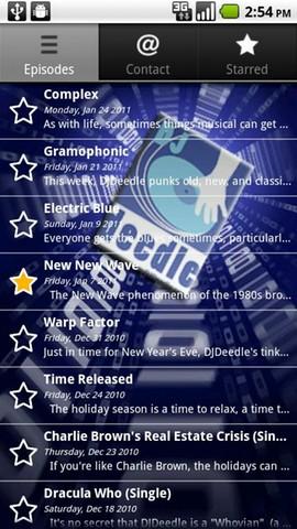 Deedlecast Android App