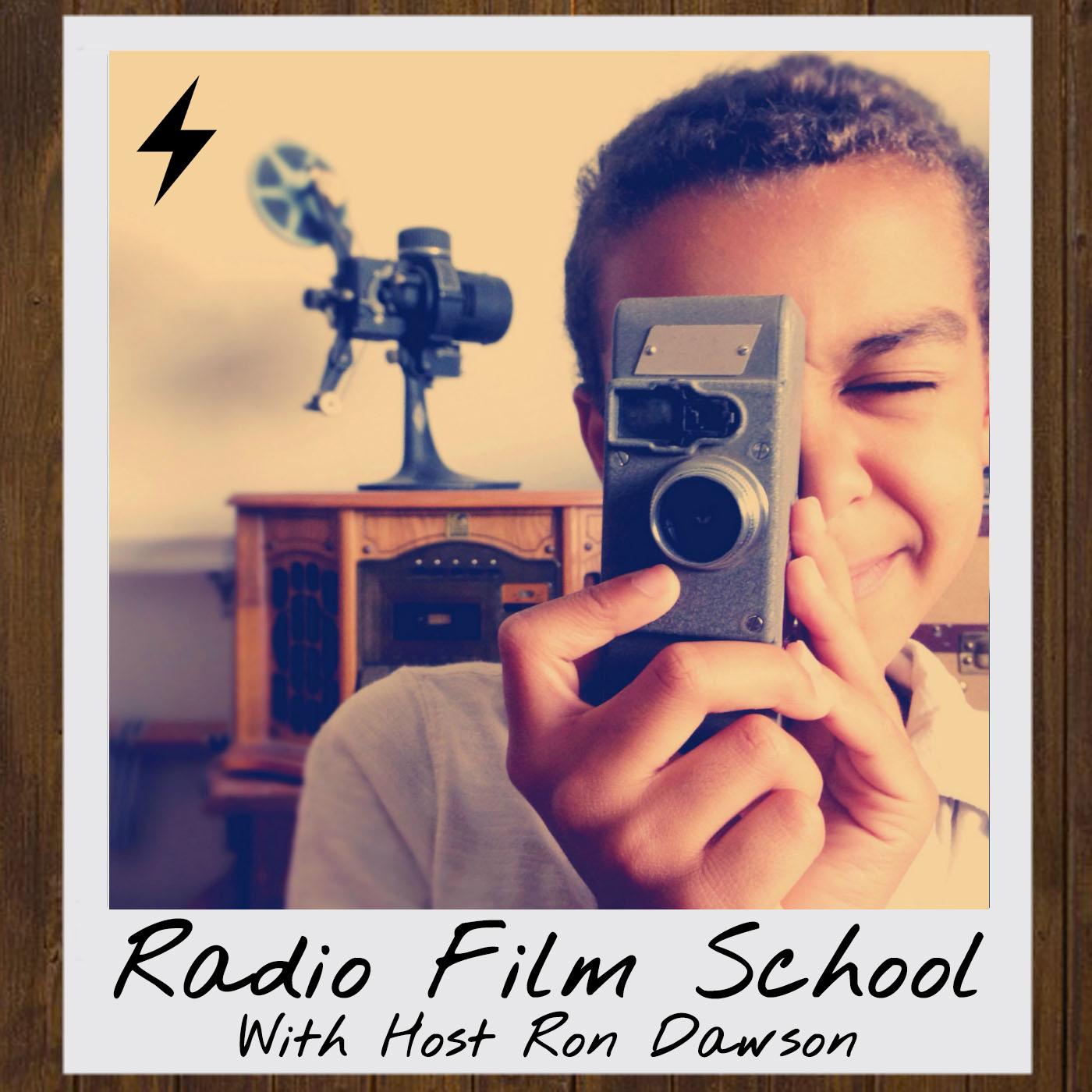 Radio Film School show art