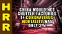 Artwork for China would not SHUTTER factories if coronavirus MORTALITY was only 2%