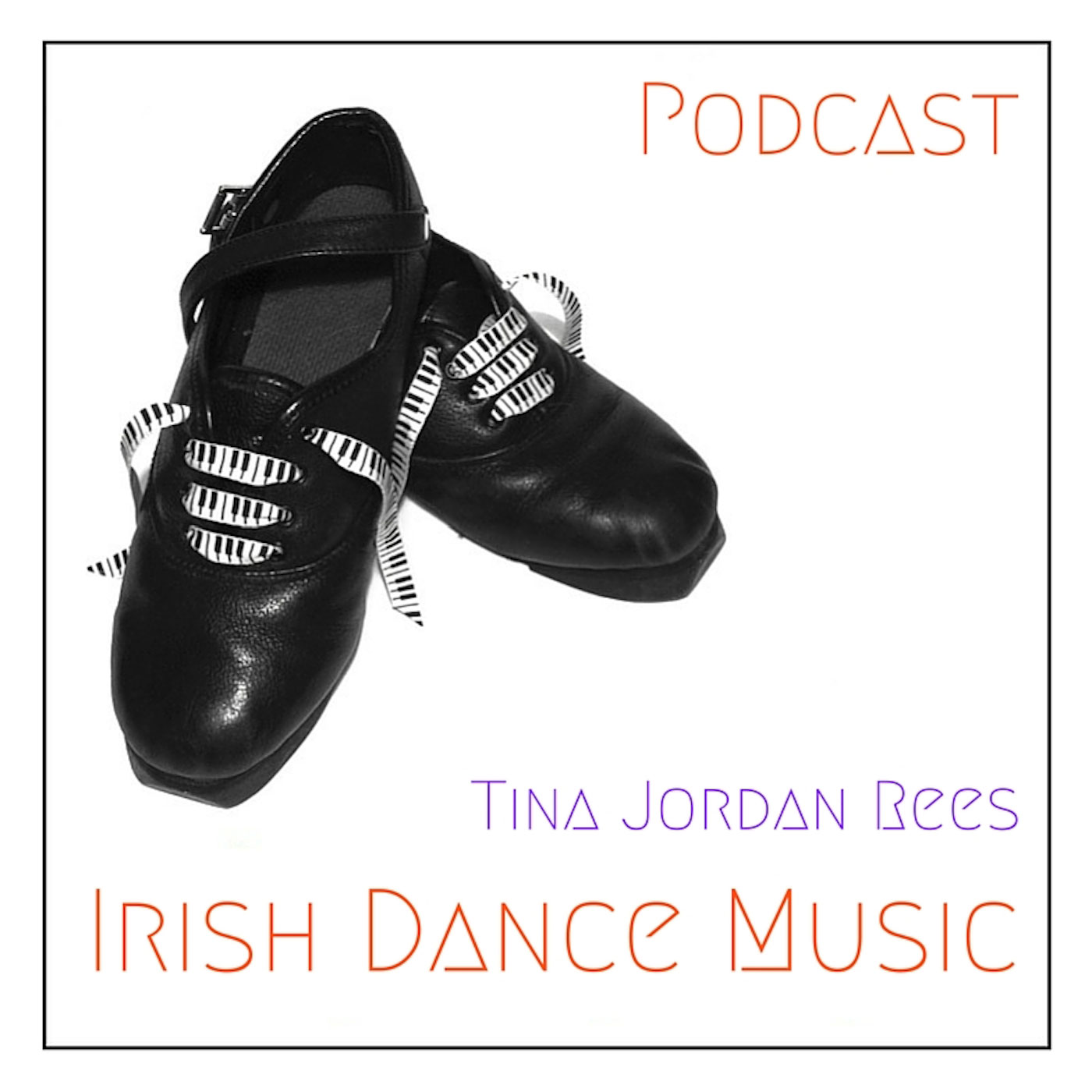 Irish Dance Music Podcast show art
