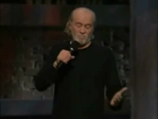 Artwork for George Carlin meets God: A Tribute to the Man, the Myth and the Legend of Carlin's message to us
