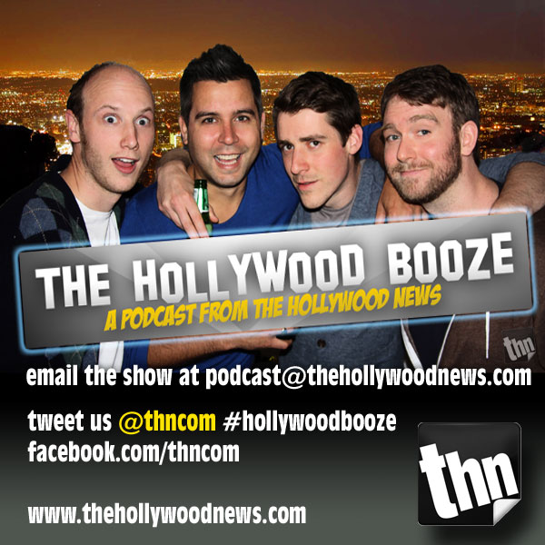 The Hollywood Booze Episode #21 - Magic Mike