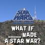 Artwork for What if Christopher Nolan Made a Star War?