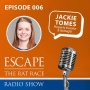 Artwork for EP06 - Jackie Tomes: Building a £1.5m property portfolio in under 18 months