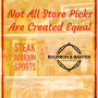 Artwork for Not all Store Picks are Created Equal | Brett Atlas | Steak Bourbon and Sports with Ari Temkin and Jeremy Mandel