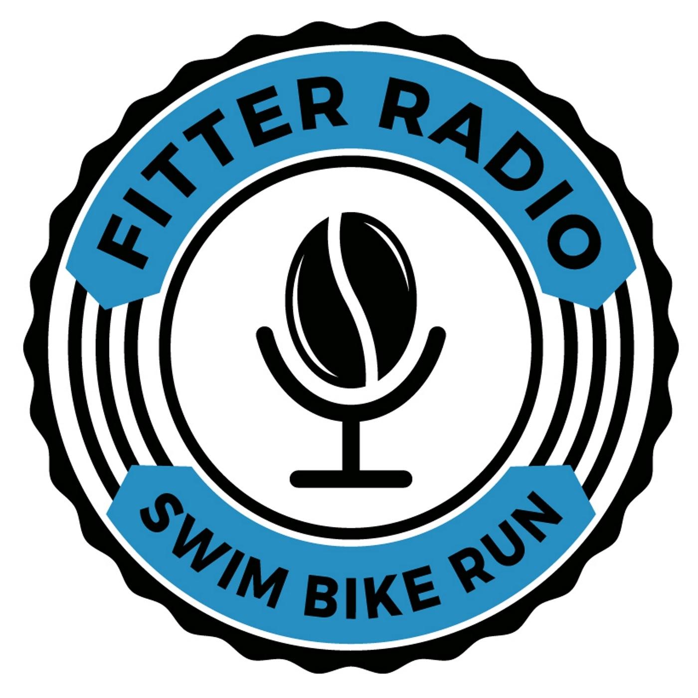 Fitter Radio Triathlon Podcast show art