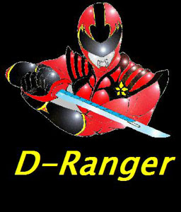 D-Ranger Episode 3 - The Lost Broadcast! Battle on Tokyo Tower!