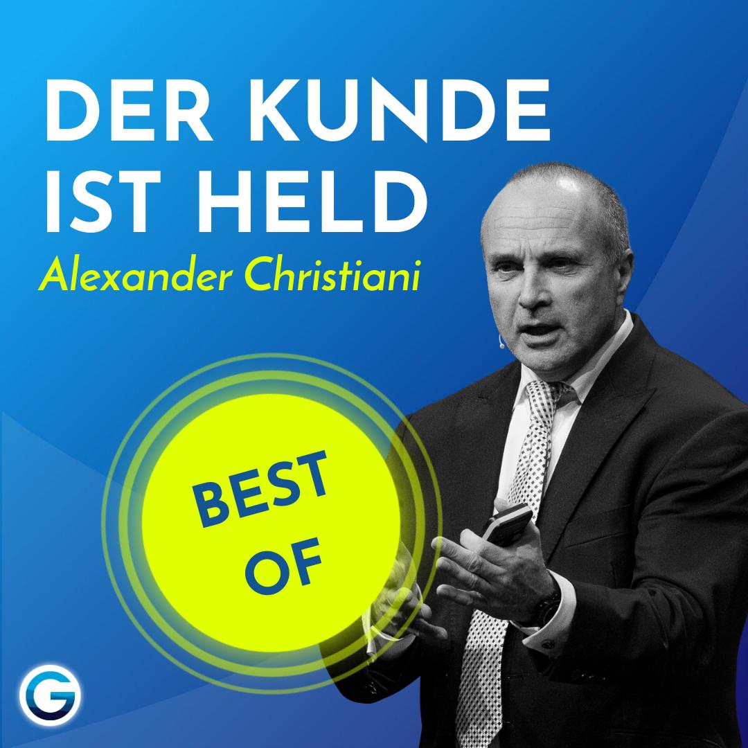 BEST OF - Storytelling für Anfänger: Die Erfolgsformel für dein Business // Alexander Christiani
