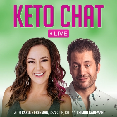 Keto Chat LIVE Podcast show image