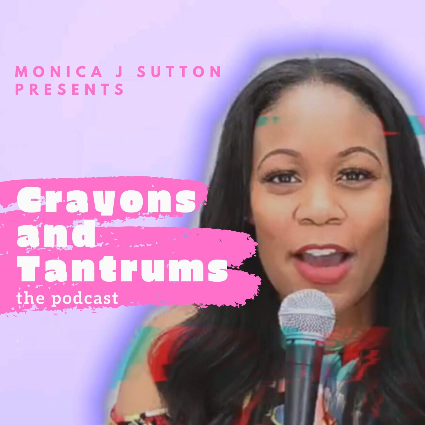 Crayons and Tantrums show art