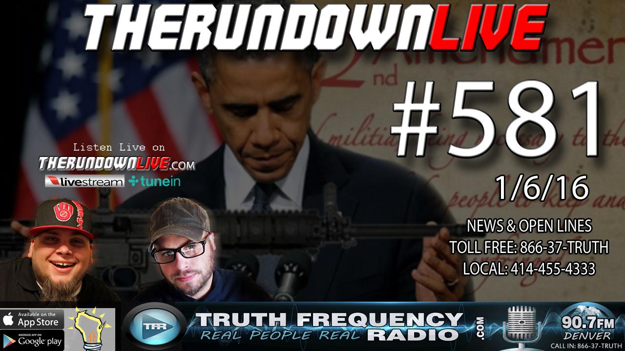 The Rundown Live #581 (Facebook Bans,AI Future,Robot Wars)