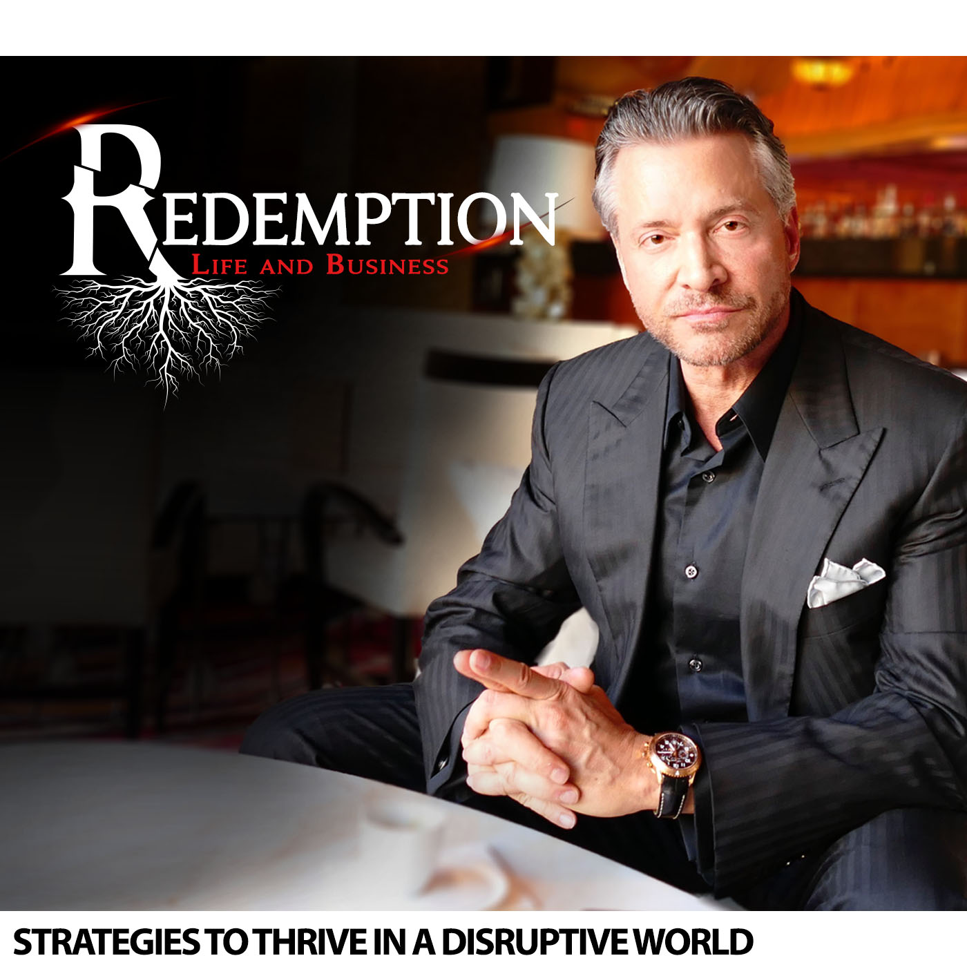 Redemption with James Arthur Ray show art
