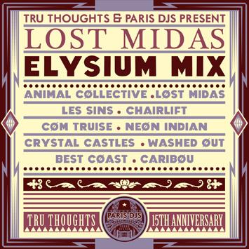 Lost Midas - Elysium Mix